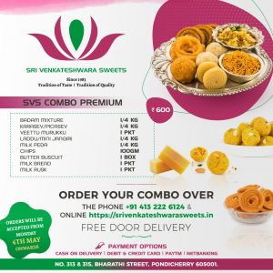 Diwali combo sweets order online